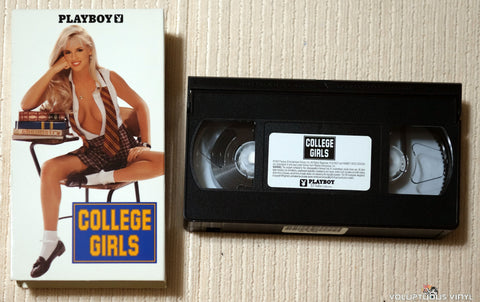 Playboy College Girls - VHS Tape