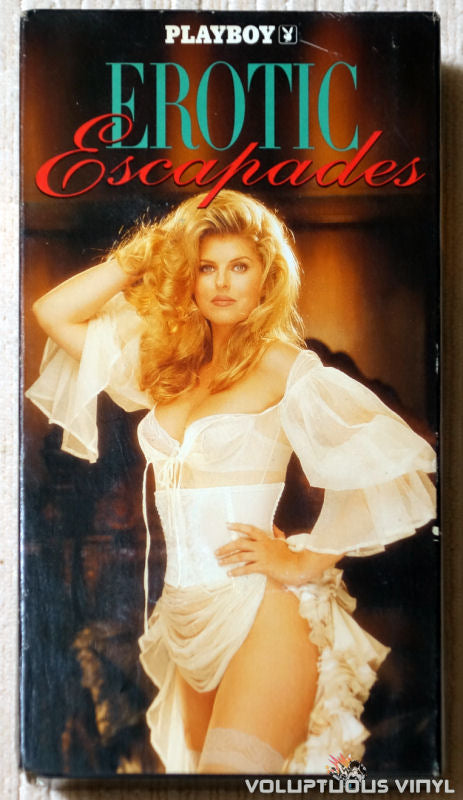 VHS: NM / EX - Playboy: Erotic Escapades