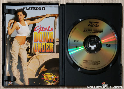 Playboy: Girls Down Under - Surviving The Australian Outback - DVD