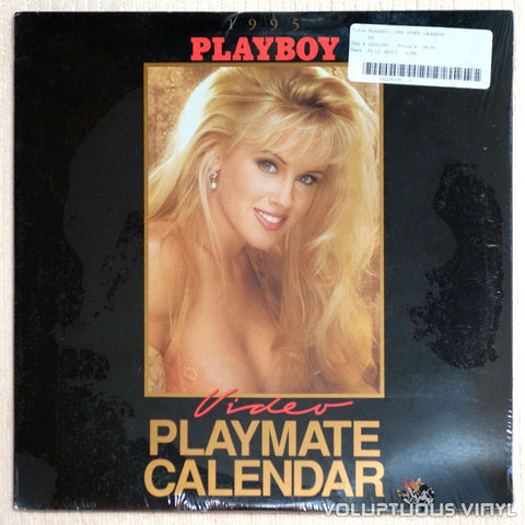 Playboy Video Playmate Calendar 1995 (1994) LaserDisc SEALED
