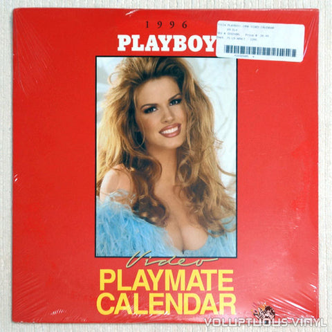 LaserDisc: Playboy Video Playmate Calendar 1996 (SEALED)