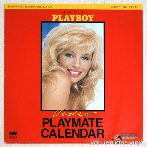 Playboy Video Playmate Calendar 1991 (1991) LaserDisc