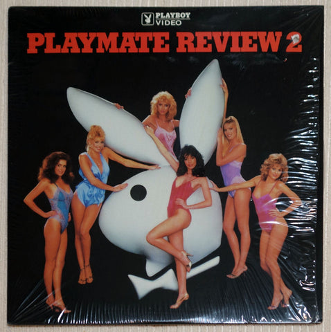 Playboy Playmate Review 2 (1984) LaserDisc