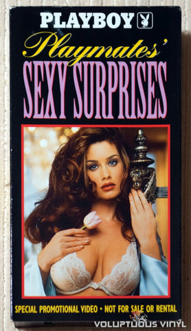 Playboy: Playmates' Sexy Surprises - VHS