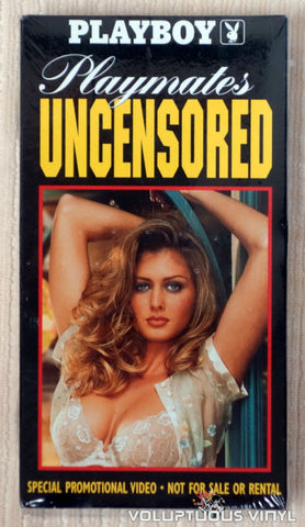 VHS - Sealed - Playmates Uncensored