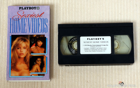 Playboy: Sexiest Home Videos - VHS Tape
