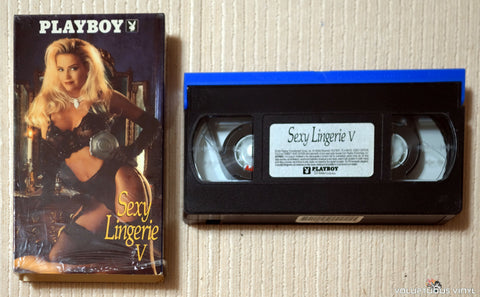 Playboy Sexy Lingerie V - VHS Tape