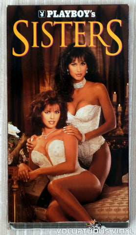 Playboy's Sisters - VHS Tape - Front Cover