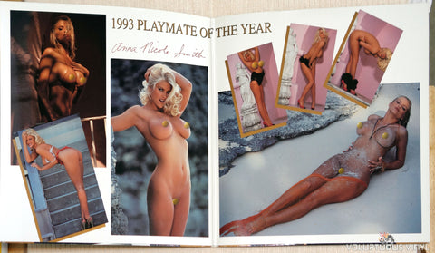 Playboy Video Centerfold: Anna Nicole Smith: Playmate of the Year - Laserdisc - Inner Gatefold