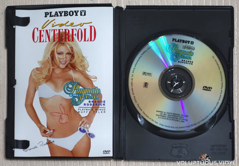 Playboy Video Centerfold: Playmate of the Year Brande Roderick - DVD