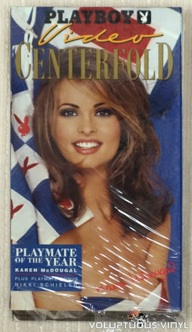 VHS - Karen McDougal Video Centerfold