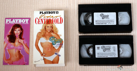 Playboy Video Centerfold: Playmate of the Year Brande Roderick - VHS Tape