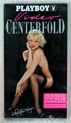 VHS - Sealed - Heather Kozar Playboy
