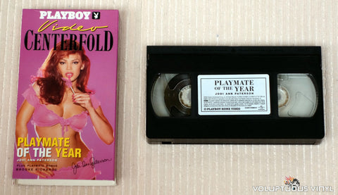 Playboy Video Centerfold: Playmate of the Year Jodi Ann Paterson - VHS Tape