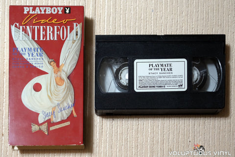 Playboy Video Centerfold: Stacy Sanches: Playmate of the Year - VHS