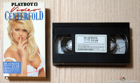 Playboy Video Centerfold: Victoria Silvstedt: Playmate of the Year - VHS Tape