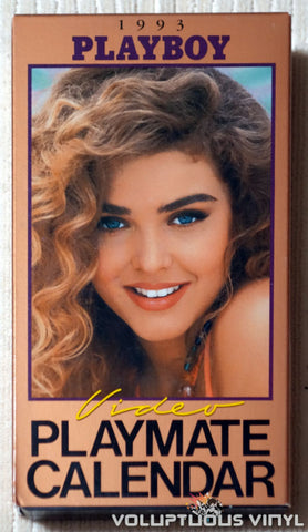 Playboy Video Playmate Calendar 1993 (1992) VHS
