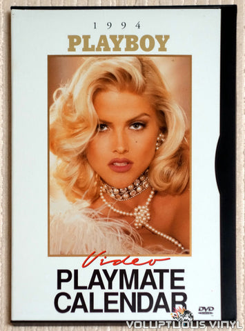 Playboy Video Playmate Calendar 1994 - DVD - Front Cover