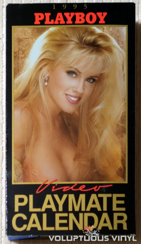 VHS: EX / EX - Playboy Video Calendar 1995