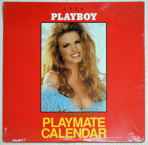 Playboy Video Playmate Calendar 1996 (1995) LaserDisc Used or SEALED