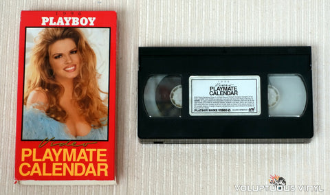 Playboy Video Playmate Calendar 1996 - VHS
