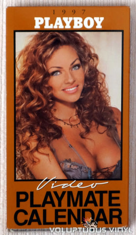 Playboy Video Playmate Calendar 1997 - VHS Tape - Front Cover