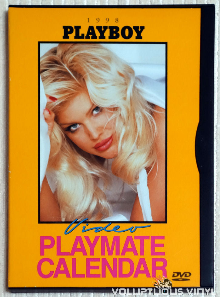 Playboy Video Playmate Calendar 1998 - DVD - Front Cover