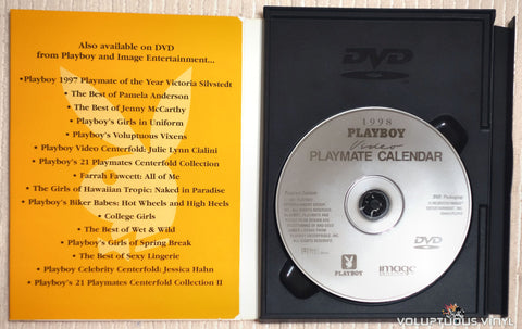 Playboy Video Playmate Calendar 1998 - DVD