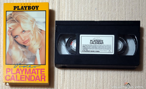 Playboy Video Playmate Calendar 1998 - VHS Tape