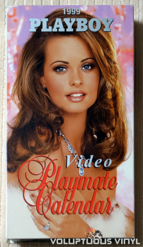 Playboy Video Playmate Calendar 1999 - VHS - Front Cover