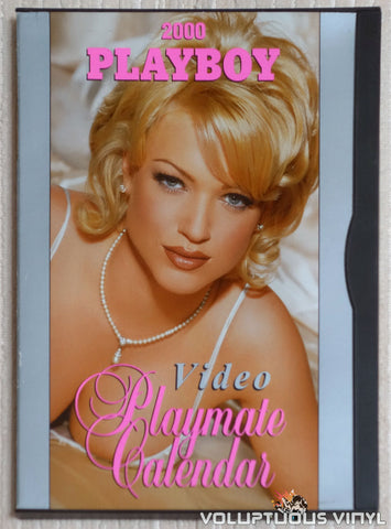 Playboy Video Playmate Calendar 2000 - DVD - Front Cover