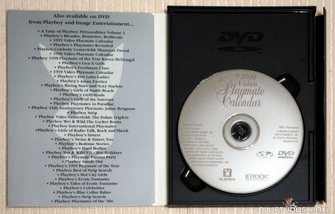 Playboy Video Playmate Calendar 2000 - DVD