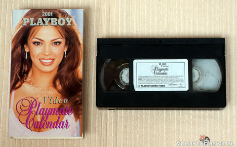 Playboy Video Playmate Calendar 2001 - VHS Tape
