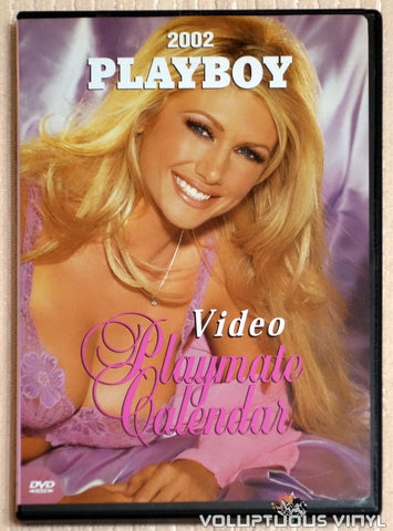 Playboy Video Playmate Calendar 2002 - DVD - Front Cover