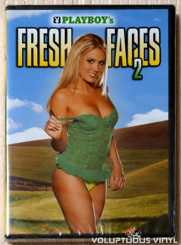 Playboy's Fresh Faces 2 (2008) DVD SEALED