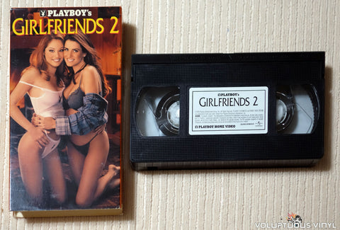 Playboy's Girlfriends 2 - VHS Tape