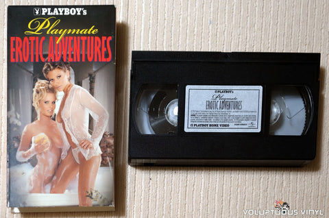 Playboy's Playmate Erotic Adventures - VHS Tape