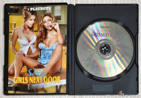Playboy's Sexy Girls Next Door - DVD