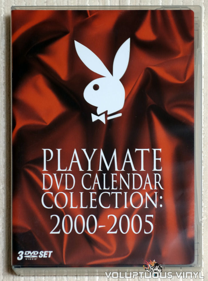 Playmate DVD Calendar Collection: 2000-2005 - DVD - Front Cover