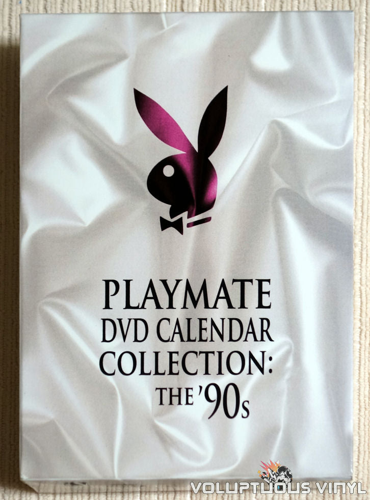 Playmate DVD Calendar Collection: The '90's - DVD - Front Cover