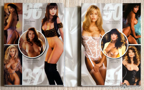 Playmate DVD Calendar Collection: The '90's - DVD - Nude Playmates