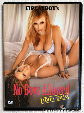 Playboy's No Boys Allowed, 100% Girls (2000) DVD