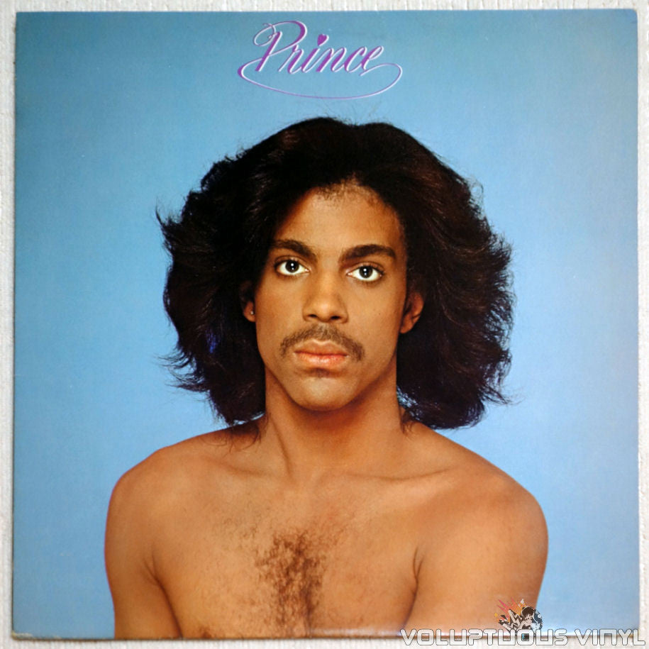 Prince ‎– Prince - Vinyl Record - Front Cover