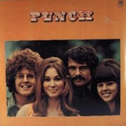 Punch ‎– Punch - Vinyl Record