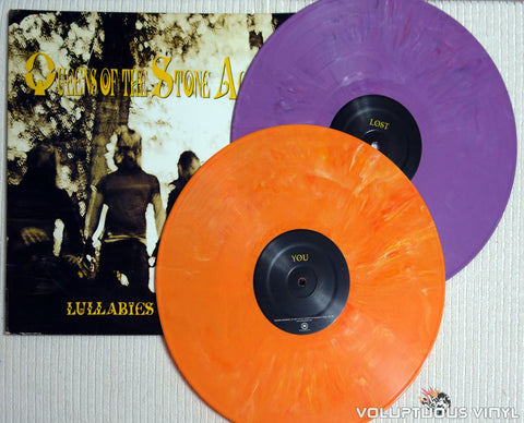 Queens Of The Stone Age ‎– Lullabies To Paralyze - Vinyl Record