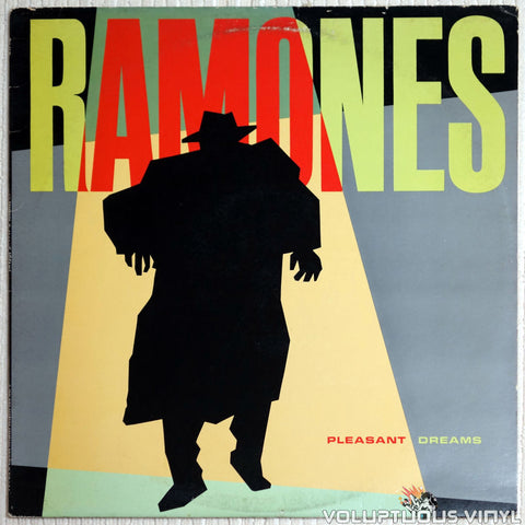 Ramones ‎– Pleasant Dreams (1981)