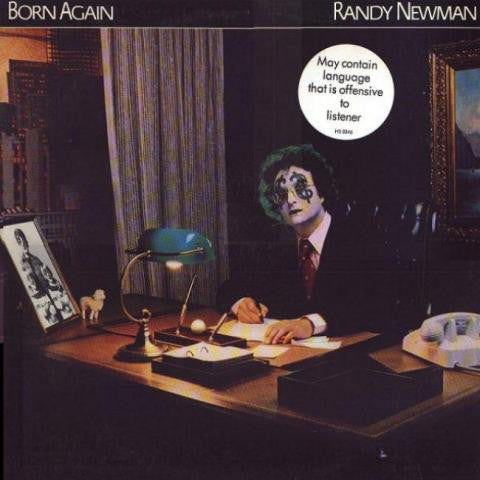 Randy Newman ‎– Born Again (1979) Vinyl Record