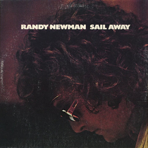 Randy Newman ‎– Sail Away (1972) Vinyl Record