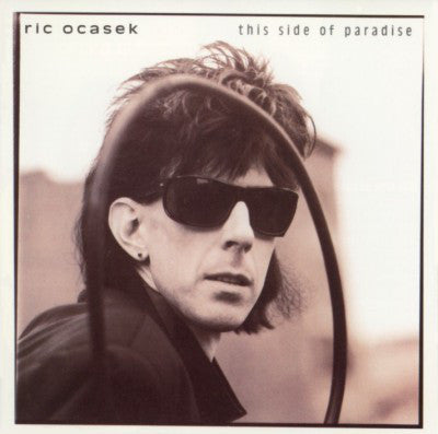 Ric Ocasek ‎– This Side Of Paradise (1986) Cheap Vinyl Record