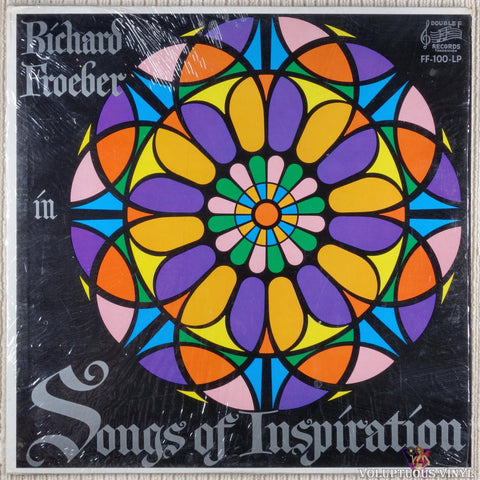 Richard Froeber ‎– Songs Of Inspiration (1964)